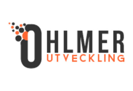 Öhlmér-Utveckling logo