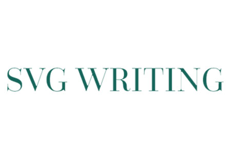svg-writing logo