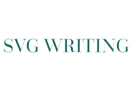 svg-writing logo